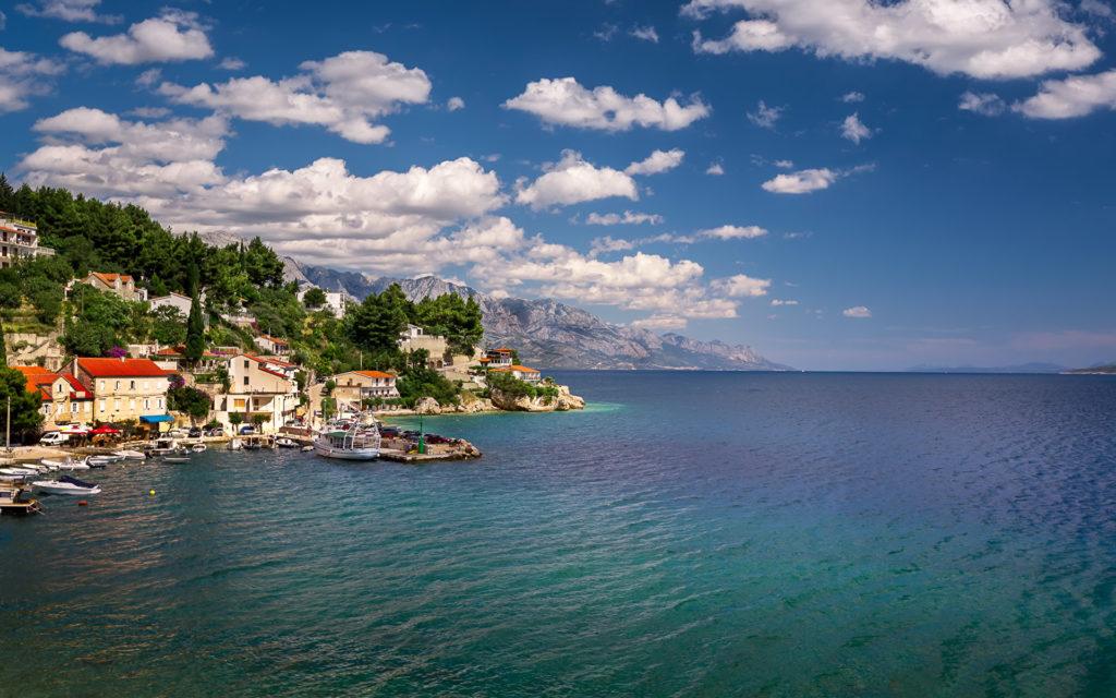 Croatia Sea Mountains 466141 1920x1200