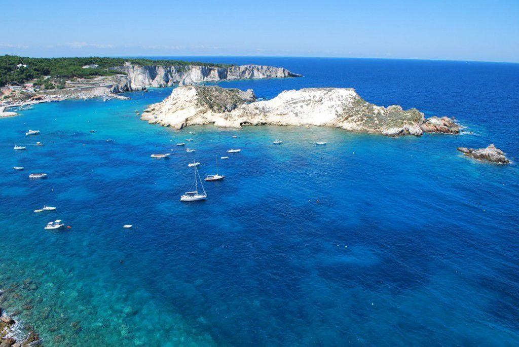 Tremiti Islands Adriatic Sea Italy
